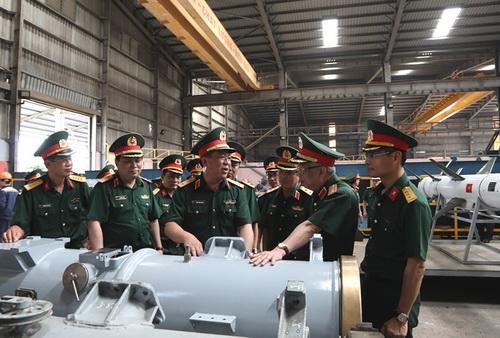 Nhà máy đóng tàu Z189 tham gia sản xuất tên lửa KCT-15?