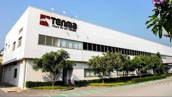 Công ty Tenma Việt Nam có trụ sở đặt tại Bắc Ninh