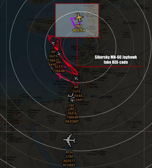 Dữ liệu bất thường về chiếc máy bay lạ xuất hiện trên màn hình radar. Ảnh: Avia-pro.