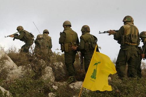 Lực lượng vũ trang Hezbollah là đối thủ đáng gờm của Quân đội Israel. Ảnh: Al Masdar News.