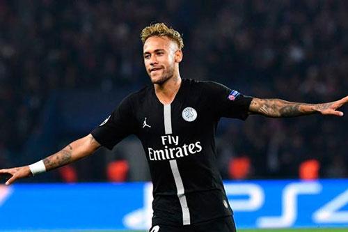 =2. Neymar(PSG - Giá trị chuyển nhượng: 128 triệu euro).