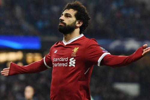 =4. Mohamed Salah (Liverpool - Giá trị chuyển nhượng: 120 triệu euro).