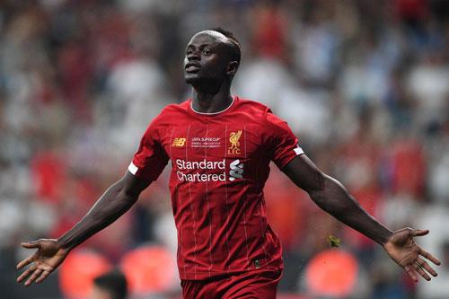 =4. Sadio Mane (Liverpool - Giá trị chuyển nhượng: 120 triệu euro).