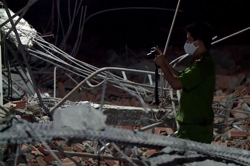 Vụ sập công trình tại Đồng Nai khiến 10 người chết: Khởi tố Giám đốc công ty thi công