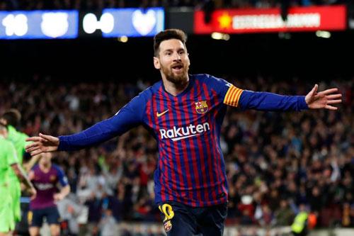9. Lionel Messi (Barcelona - Giá trị chuyển nhượng: 112 triệu euro).