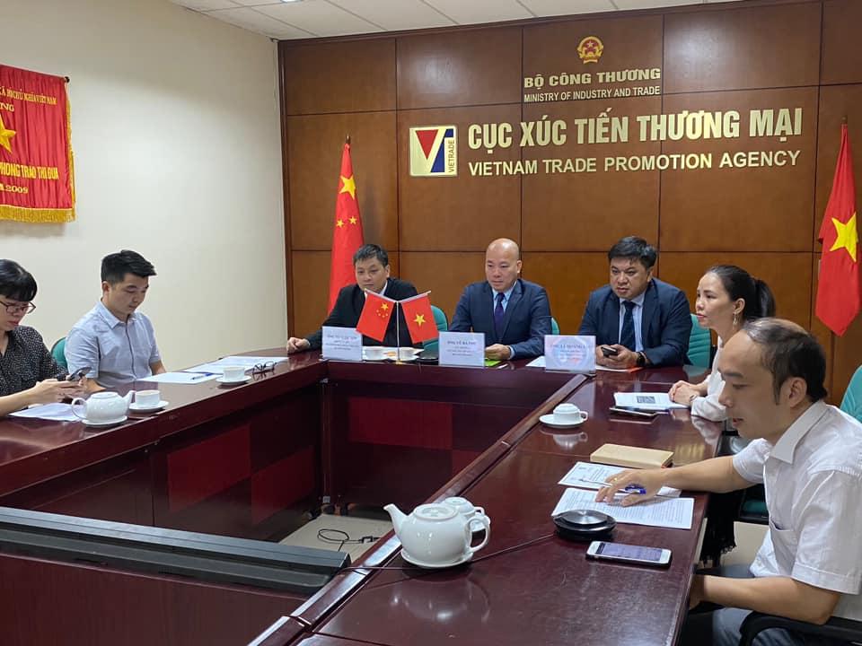 Đề nghị Trung Quốc đơn giản hóa thủ tục đối với hàng hóa NK từ Việt Nam