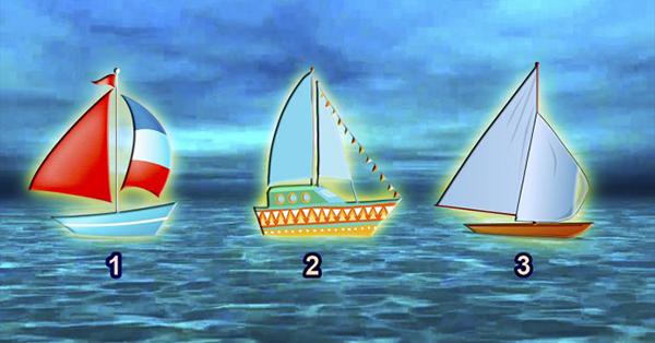 Bạn thích chiếc thuyền nào nhất?