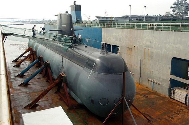 Hải quân Thụy Điển sở hữu tàu ngầm hiện đại nhất vùng Baltic - ảnh 1
