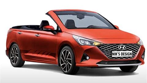 Hyundai Accent 2020 sắp có phiên bản 'siêu ngầu' dùng động cơ Turbo, giá rẻ đấu Toyota Vios, Honda City?