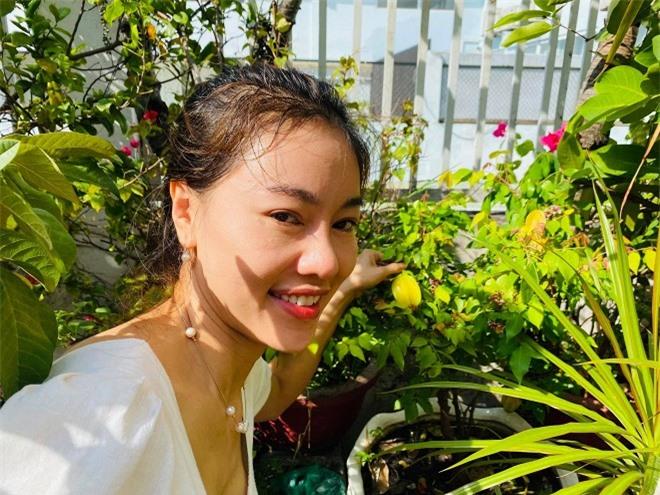 vườn rau của đạo diễn Hoàng Nhật Nam 8