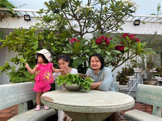 vườn rau của đạo diễn Hoàng Nhật Nam 16