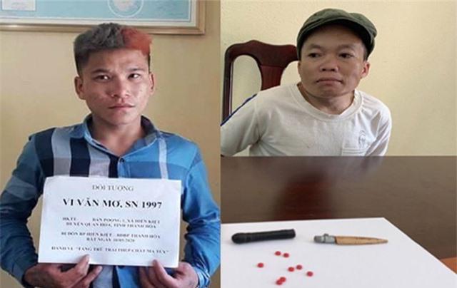 Đôi tình nhân buôn ma túy, chống đối quyết liệt lực lượng công an - 3