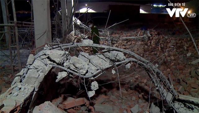 Vụ sập công trình tại Đồng Nai khiến 10 người chết: Khởi tố Giám đốc công ty thi công - Ảnh 2.