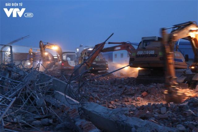 Vụ sập công trình tại Đồng Nai khiến 10 người chết: Khởi tố Giám đốc công ty thi công - Ảnh 4.