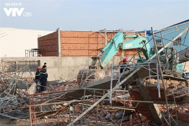 Vụ sập công trình tại Đồng Nai khiến 10 người chết: Khởi tố Giám đốc công ty thi công - Ảnh 6.