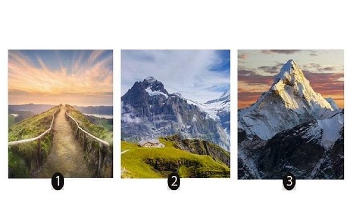 Bạn thích ngọn núi nào?