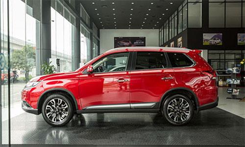 Đối thủ của Hyundai Tucson, Honda CR-V, Mazda CX-5 giảm giá cực mạnh tại Việt Nam