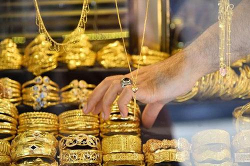 Giá vàng hôm nay (26/5): Tăng trở lại