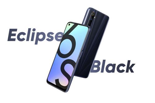 Realme 6s trình làng: Kháng nước, pin 4.300 mAh, sạc 30W, màn hình 90Hz, giá 5 triệu