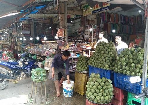 Lâm Đồng: Giảm giá thuê sạp chợ cho tiểu thương bị ảnh hưởng Covid-19