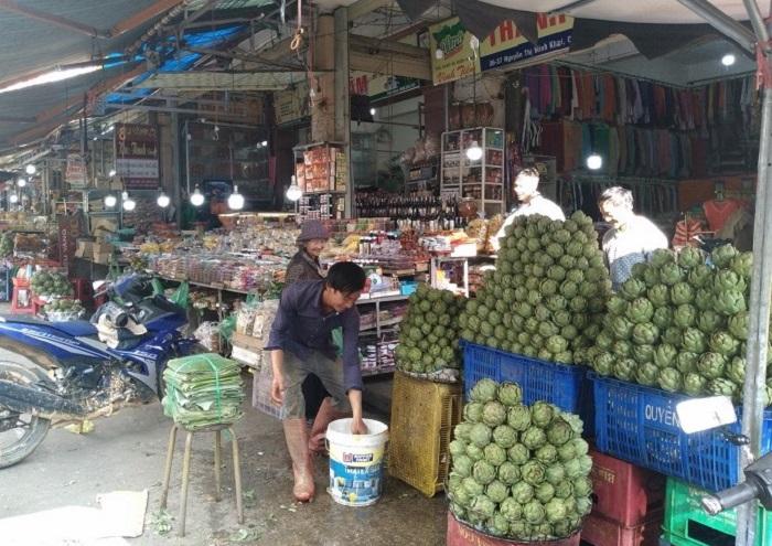 Buôn bán ế ẩm do ảnh hưởng dịch Covid-19, tiểu thương tỉnh Lâm Đồng được giảm giá dịch vụ sử dụng diện tích bán hàng