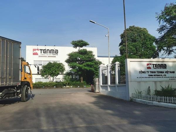 11 công chức thuế và hải quan Bắc Ninh bị đình chỉ công tác do nghi vấn nhận hối lộ của Công ty Tenma Việt Nam. Nguồn ảnh Mạnh Quân