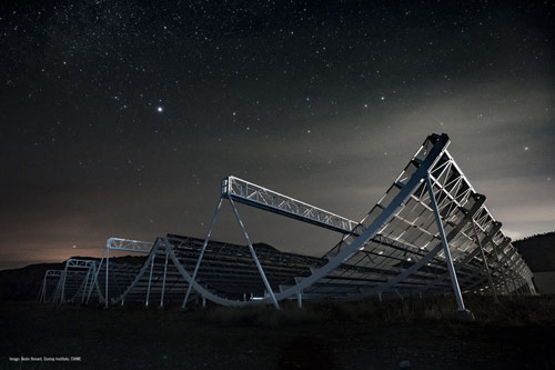 """Trái Đất bắt được tín hiệu vô tuyến lạ từ thiên hà """"bản sao"""""""