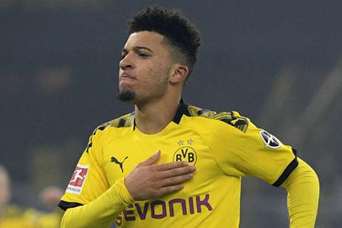 BLĐ Bayern thi nhau 've vãn' Sancho sau Der Klassiker