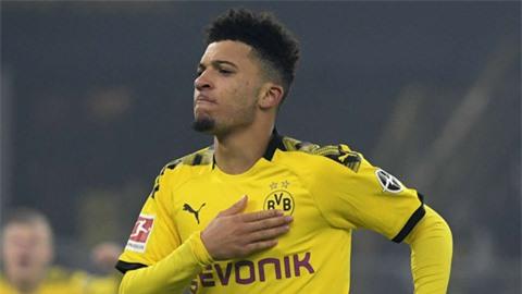 Người Bayern thi nhau 've vãn' Sancho sau Der Klassiker