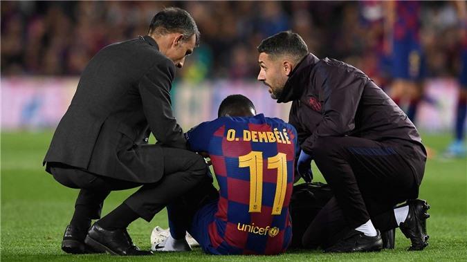 Chấn thương như Dembele, già yếu như Rakitic, vô dụng như Coutinho là những mục tiêu Barca cần thanh lý