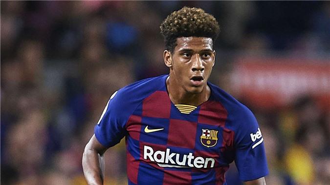 Jean-Clair Todibo là tài năng của Barca có giá trong mắt các CLB khác