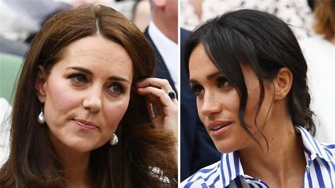 Công nương Kate tức giận vì sự ích kỷ của em dâu Meghan Markle đối với hoàng gia Anh khiến cô kiệt sức và bị mắc kẹt - Ảnh 3.