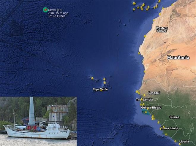 Khu trục hạm Porter vây bắt tàu dầu Iran: Kế chọc vào mắt Mỹ của Tehran đã thành công? - Ảnh 2.