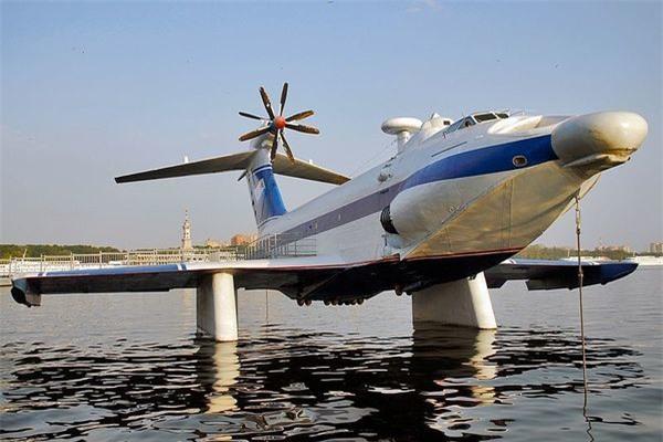Sức mạnh vô song của 'quái vật biển' Chaika-2 Nga khiến thế giới 'khao khát'