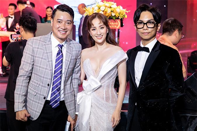 Cựu danh thủ Hồng Sơn cũng dự sự kiện này.
