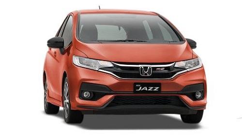 Honda Jazz 2020.