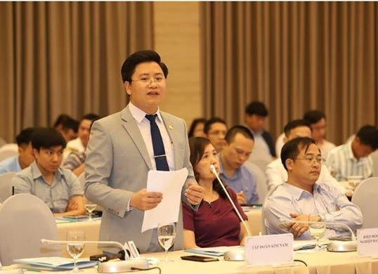 Chủ tịch Tập đoàn Kim Nam kiến nghị Chính phủ 5 giải pháp gỡ khó cho DN