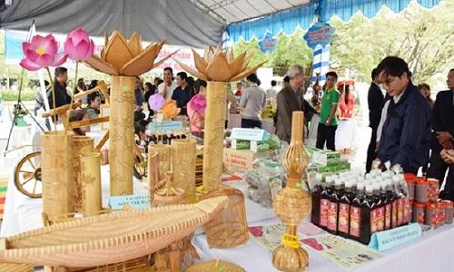 Thừa Thiên Huế: Phát động Hội thi thiết kế sản phẩm thủ công mỹ nghệ năm 2020