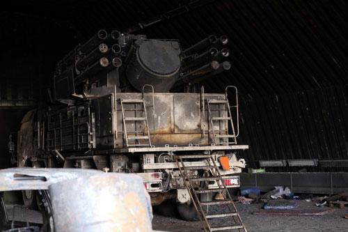 Vũ khí bí mật của Ukraine giúp Thổ Nhĩ Kỳ diệt toàn bộ Pantsir-S1 tại Libya?