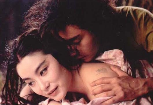 Câu chuyện phía sau cảnh tình cảm của Lâm Thanh Hà và Trương Quốc Vinh ảnh 01