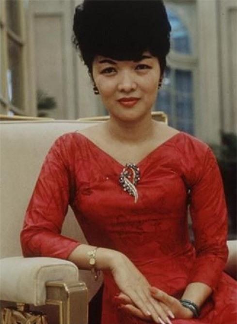 Bà Trần Lệ Xuân. Ảnh Internet.