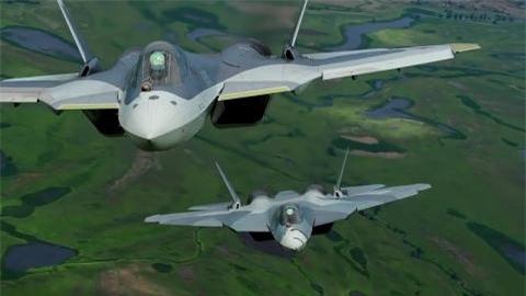 Su-57 hoan thanh bai thu o cap do cao nhat