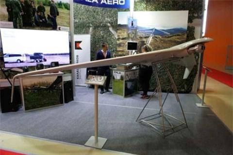 UAV co nho Nga danh su bat ngo cho doi thu