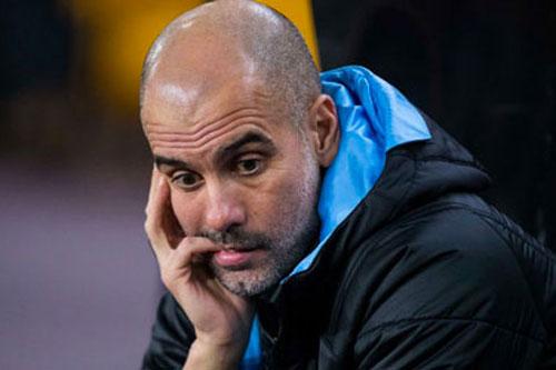 """Man City lại đối mặt với """"cơn ác mộng"""""""