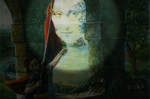 Bạn thấy Mona Lisa hay chiến binh? Câu trả lời tiết lộ điều bất ngờ