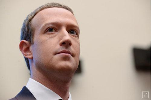 Ông chủ Facebook bỏ túi thêm 25 tỷ USD. Ảnh: Reuters.