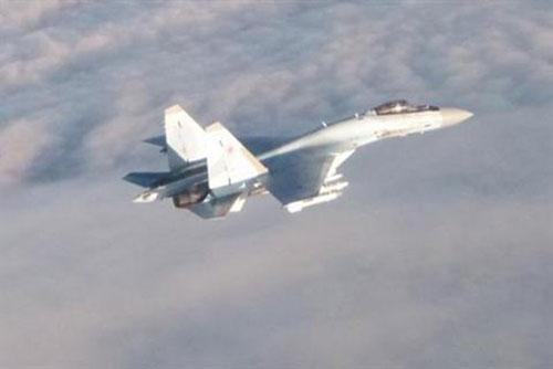 Su-35 xuất hiện khi LNA tấn công quân Thổ Nhĩ Kỳ