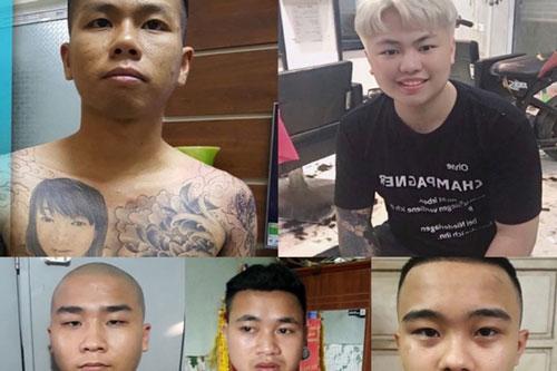 Vĩnh Phúc: Bắt nhóm thanh niên cướp giật tài sản, giam giữ người trái pháp luật