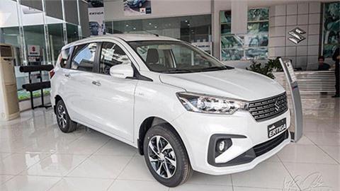 Suzuki Ertiga Sport.