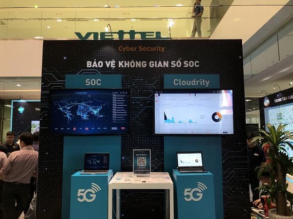 """Giải pháp bảo vệ website """"Make in Vietnam"""" đầu tiên do Viettel phát triển xuất sắc giành giải Sao Khuê 2020."""